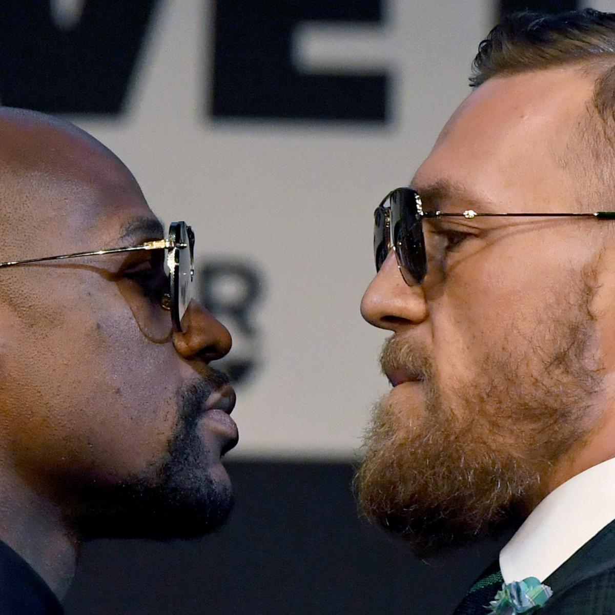 Mayweather vs. McGregor Odds: Latest Fight Lines for Money vs. Notorious