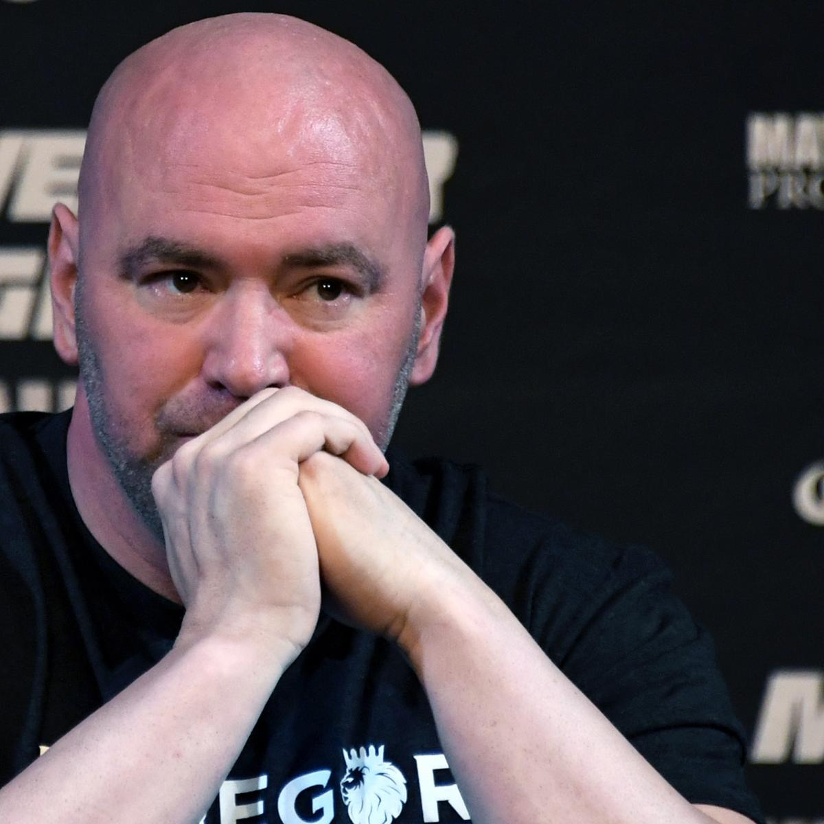 Jon Jones' Steroid Test 'Highly Unlikely' to Be Mistake, Dana White Says