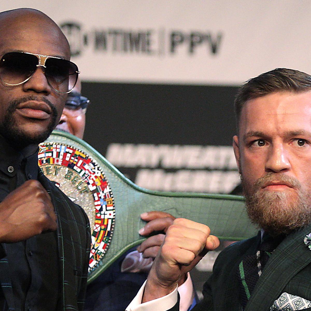 Mayweather vs. McGregor Live Stream: Online Schedule Info for Weigh-in