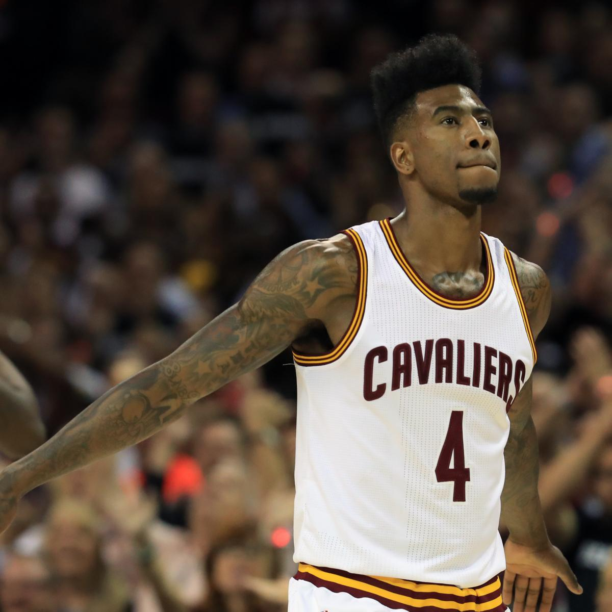 Houston Rockets Iman Shumpert: Iman Shumpert Trade Rumors: Cavaliers Trying To Trade SG