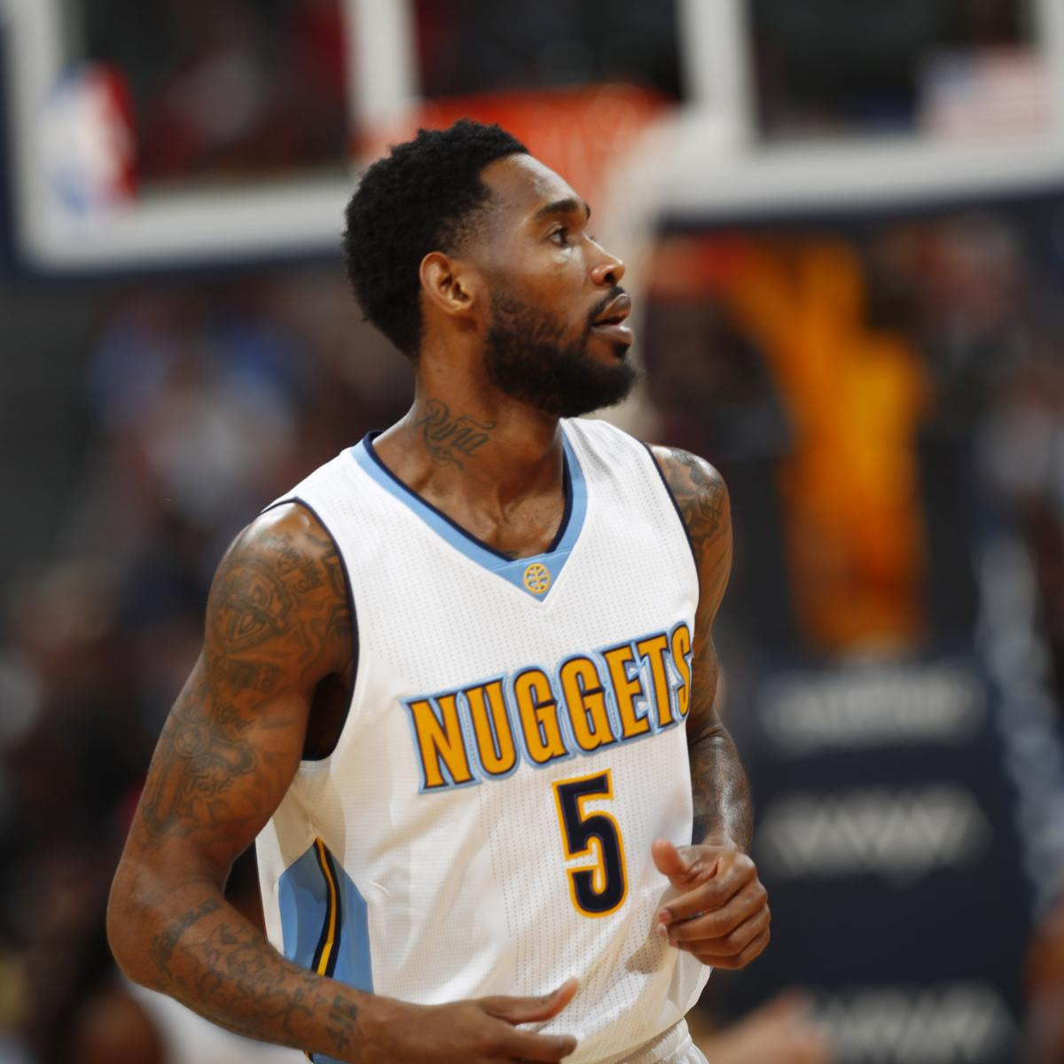Will Barton Carried Off Court After Suffering Ankle Injury