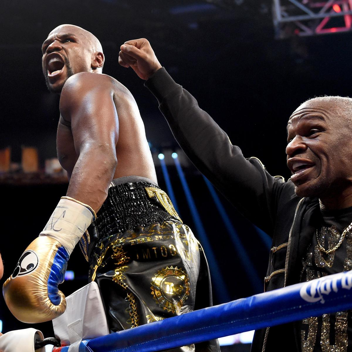 Floyd Mayweather Vs. Conor McGregor Results: Twitter