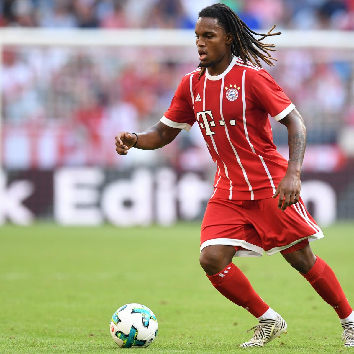 Bayern Munich Transfer News: Renato Sanches Rumours ...