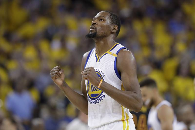 9de8a06d386 Kevin Durant Takes Jab at Under Armour While Explaining Maryland ...