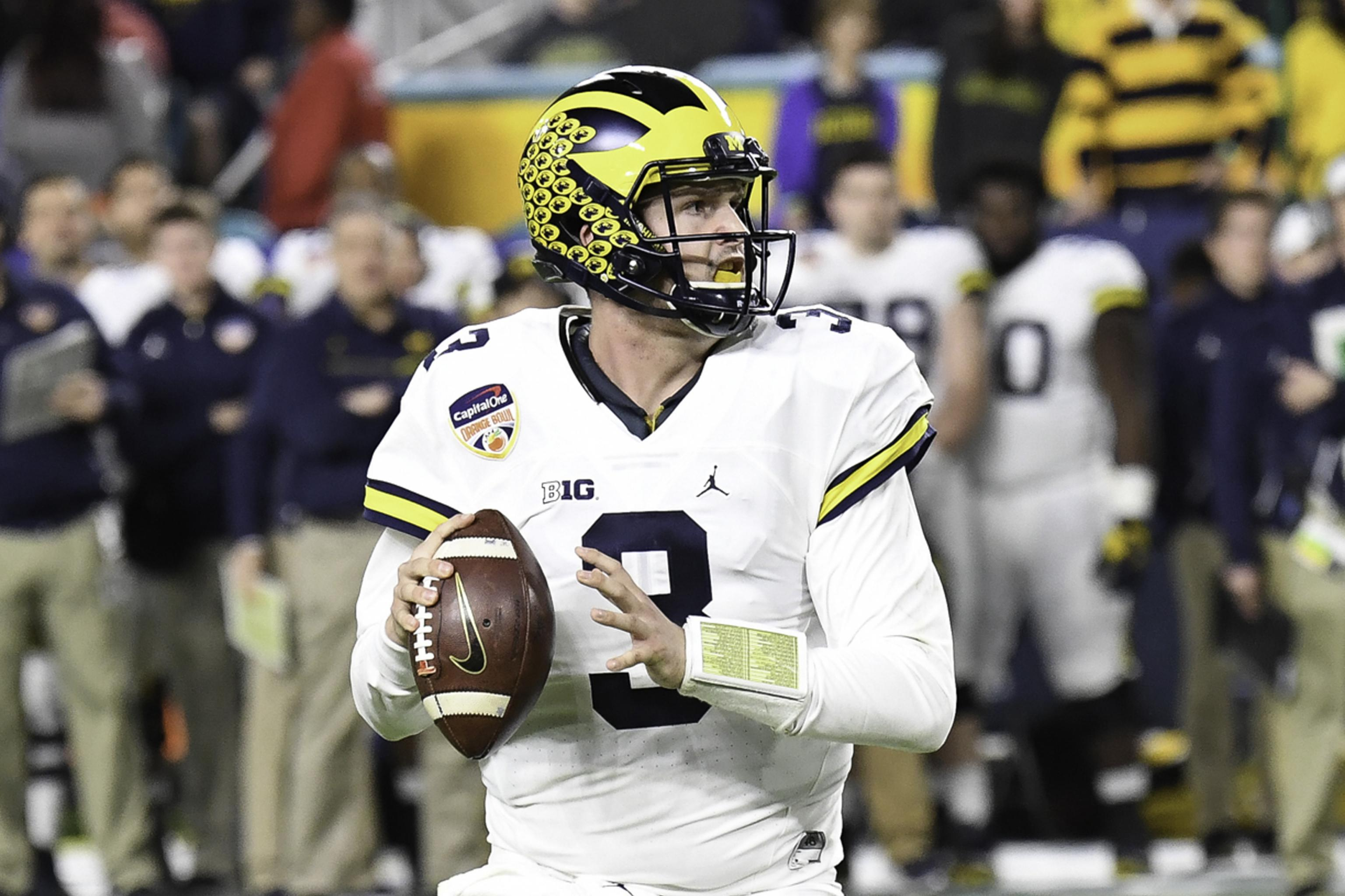 michigan florida betting