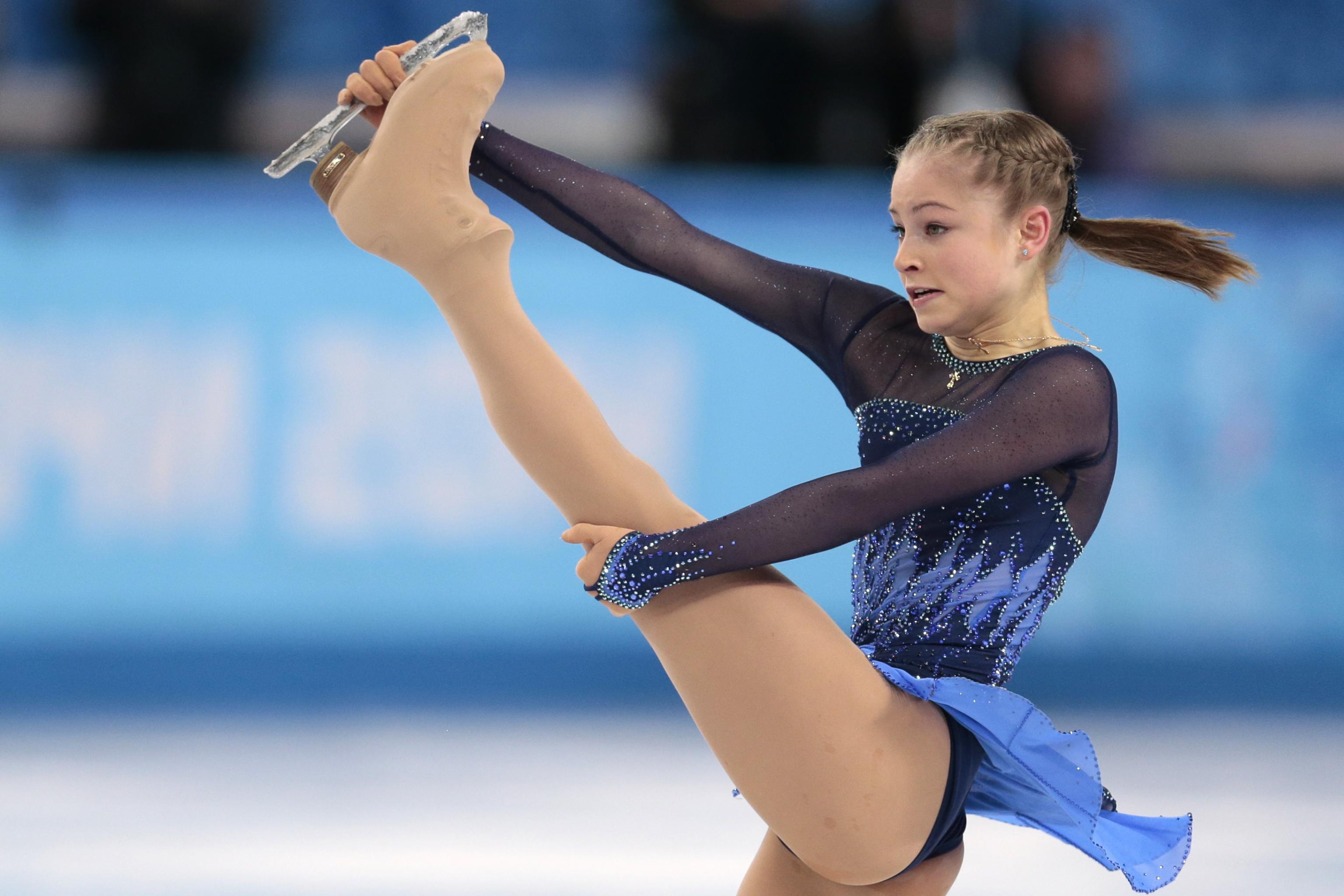 russian figure skating team dating