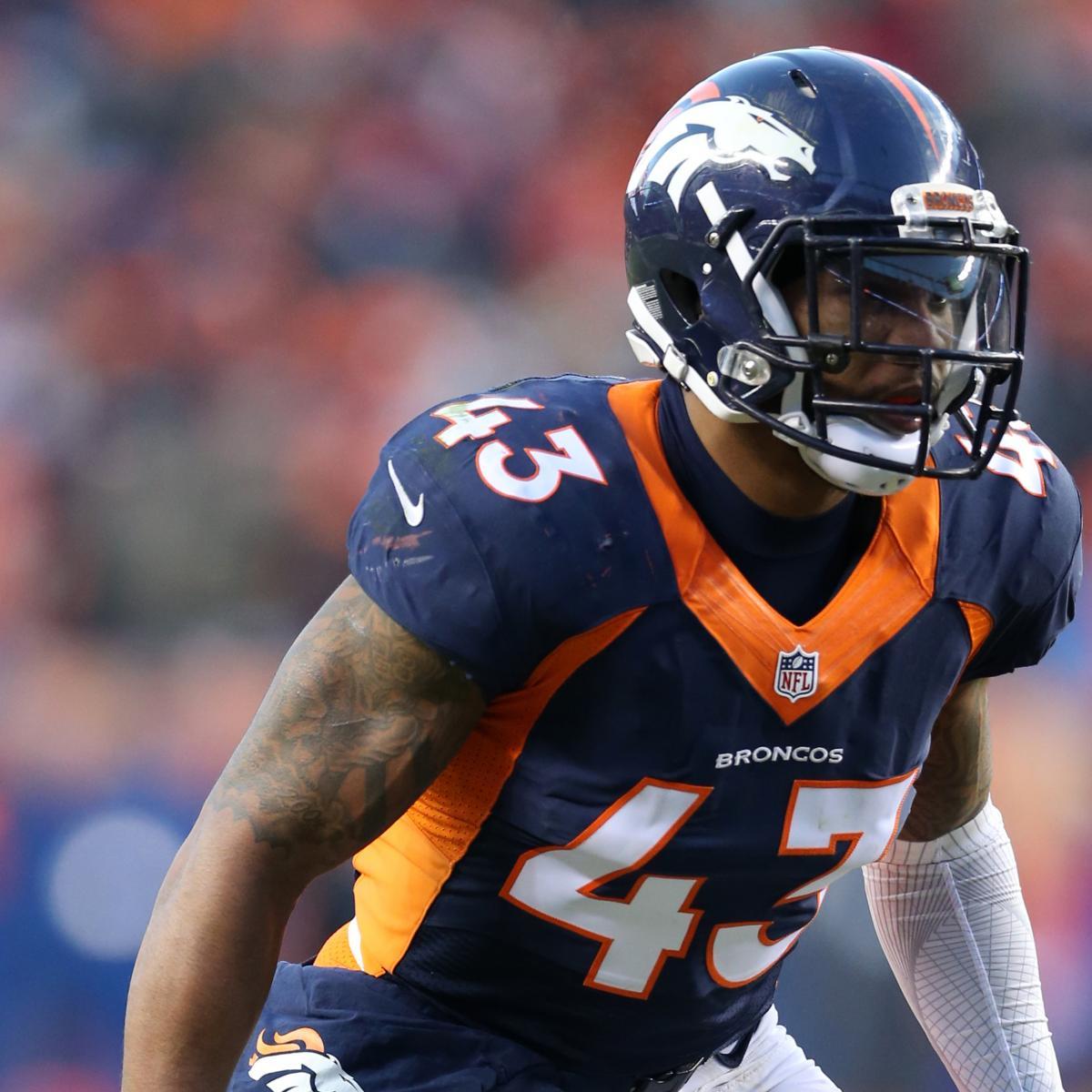 T.J. Ward Trade Rumors: Broncos Reportedly Had Trade