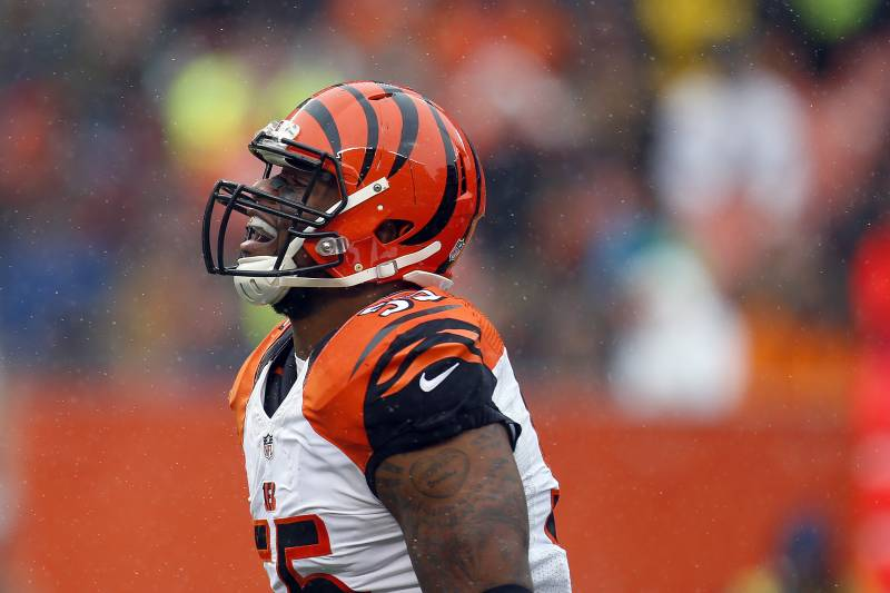 Mike Freeman S 10 Point Stance Vontaze Burfict And The Less