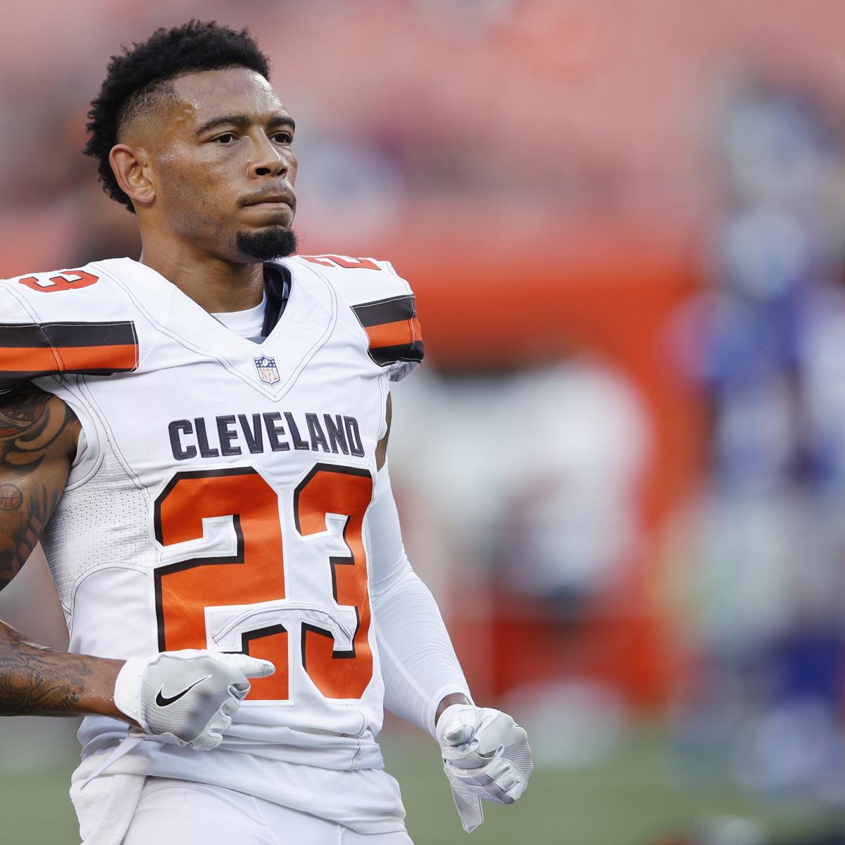 Joe Haden Signs 3-Year, $27M Contract with Steelers After ...