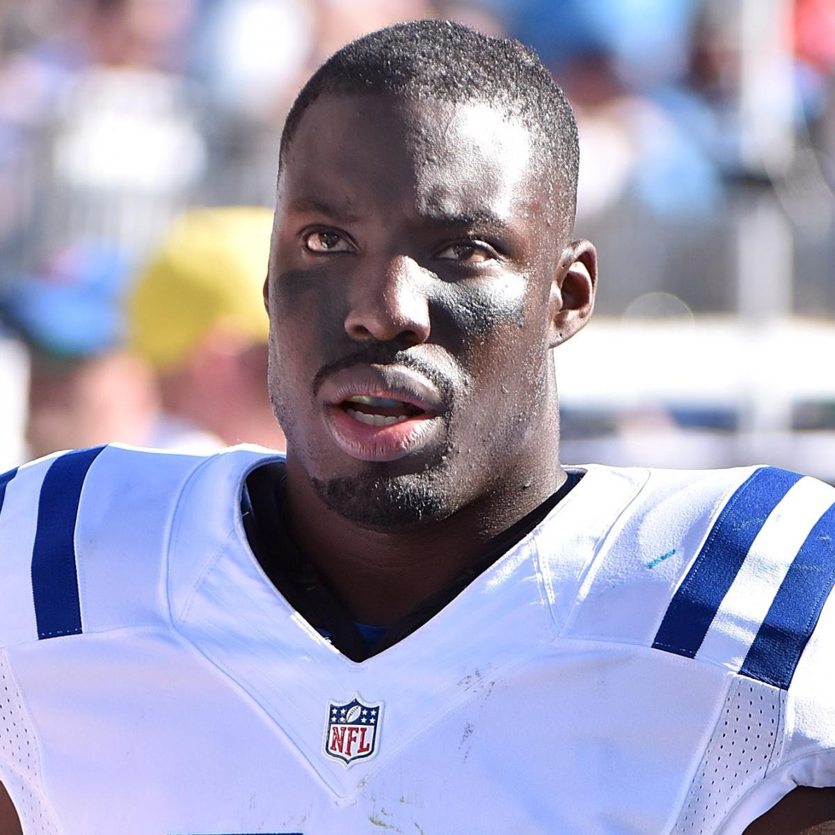 Vontae Davis Ruled Out in Week 1 vs. Rams with Groin ...
