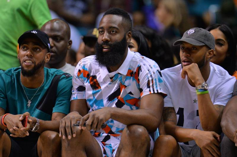 ff4a57a02961 James Harden Donates  1 Million to Hurricane Harvey Relief Efforts in  Houston