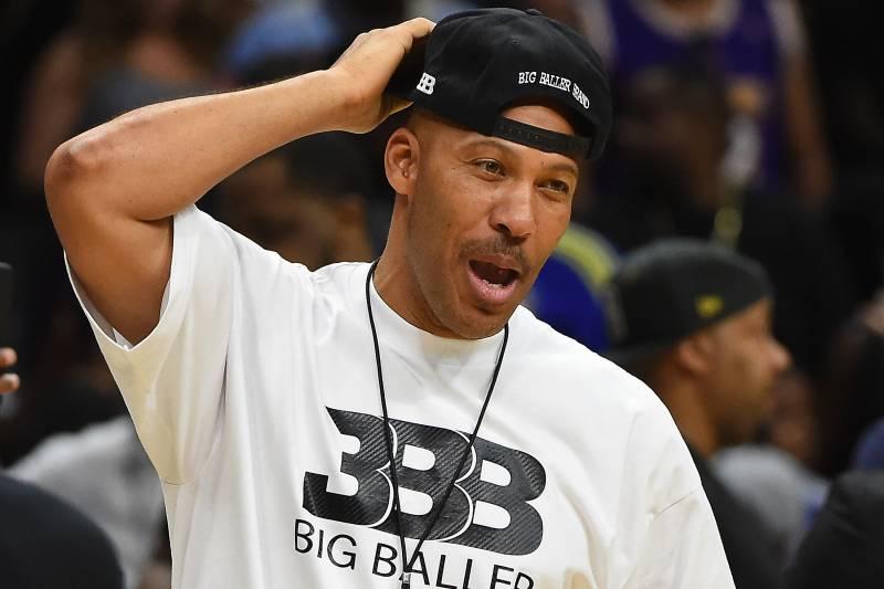 7affee0e8a1 LaVar Ball Says LeBron James  Is Coming to LA