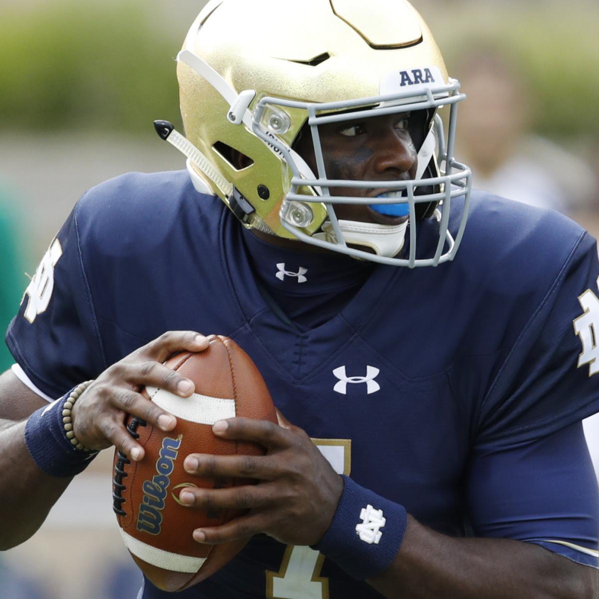 Georgia Bulldogs vs. Notre Dame Fighting Irish: Odds ...