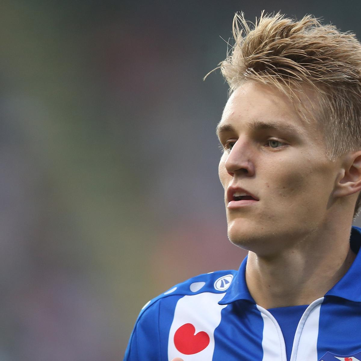 martin odegaard - photo #40
