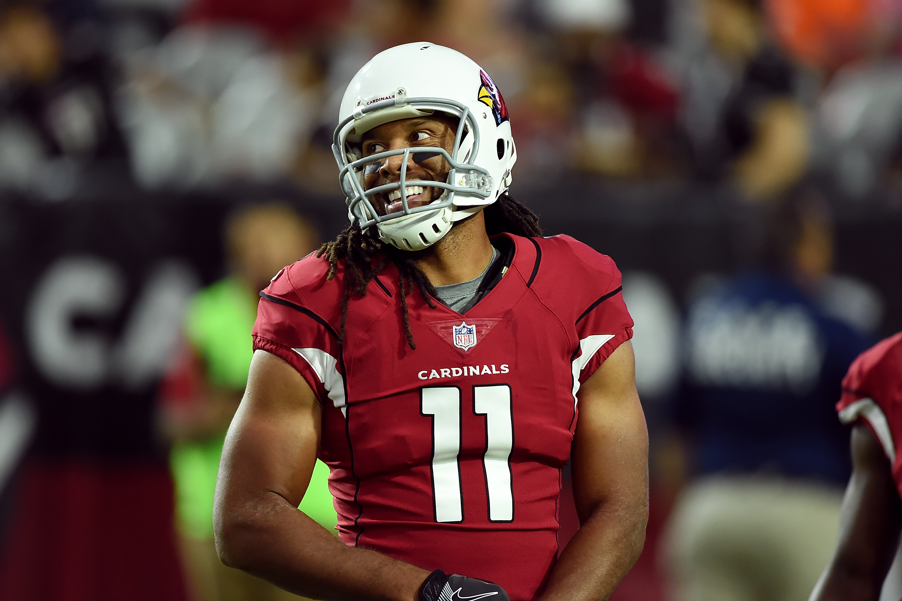 a471deec Larry Fitzgerald Asks Defenders Not to Hit Low, Will Pay Fines, Says ...