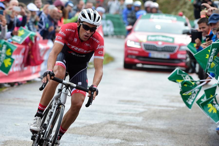 529d52f26 Vuelta a Espana 2017  Alberto Contador Ends Career with Solo Win on Angliru