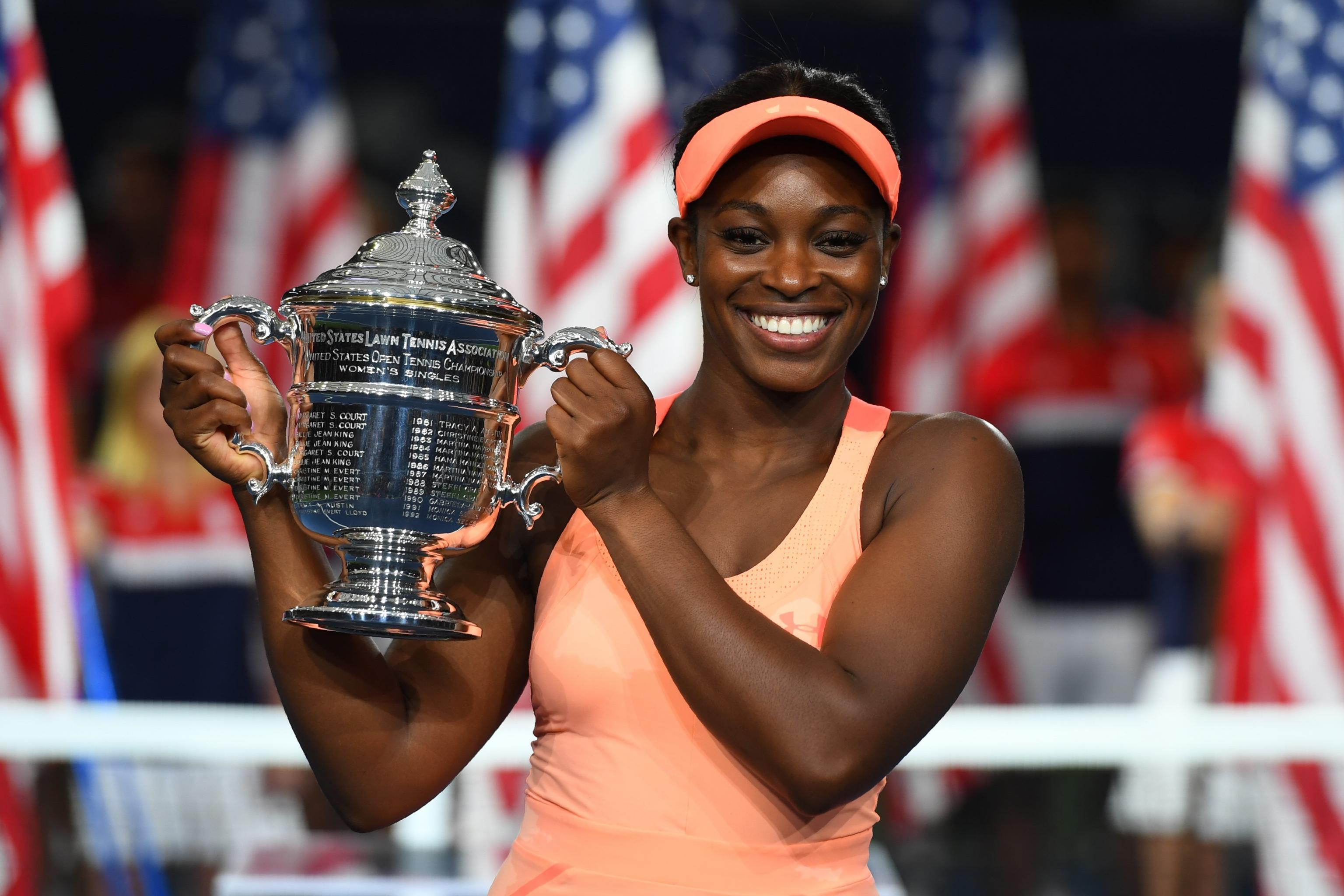 Us Open Tennis 2017 Women S Final Sloane Stephens Wins 1st Grand Slam Bleacher Report Latest News Videos And Highlights