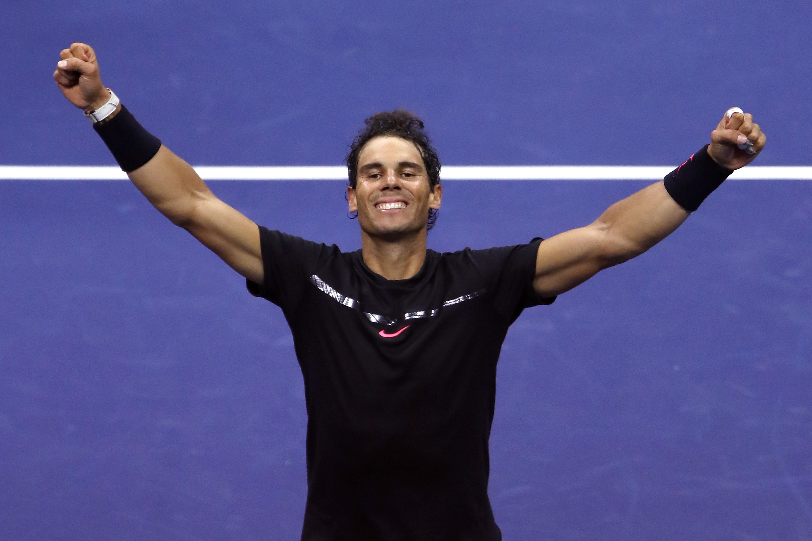 Rafael Nadal Beats Kevin Anderson In Final To Win 2017 Us Open Title Bleacher Report Latest News Videos And Highlights