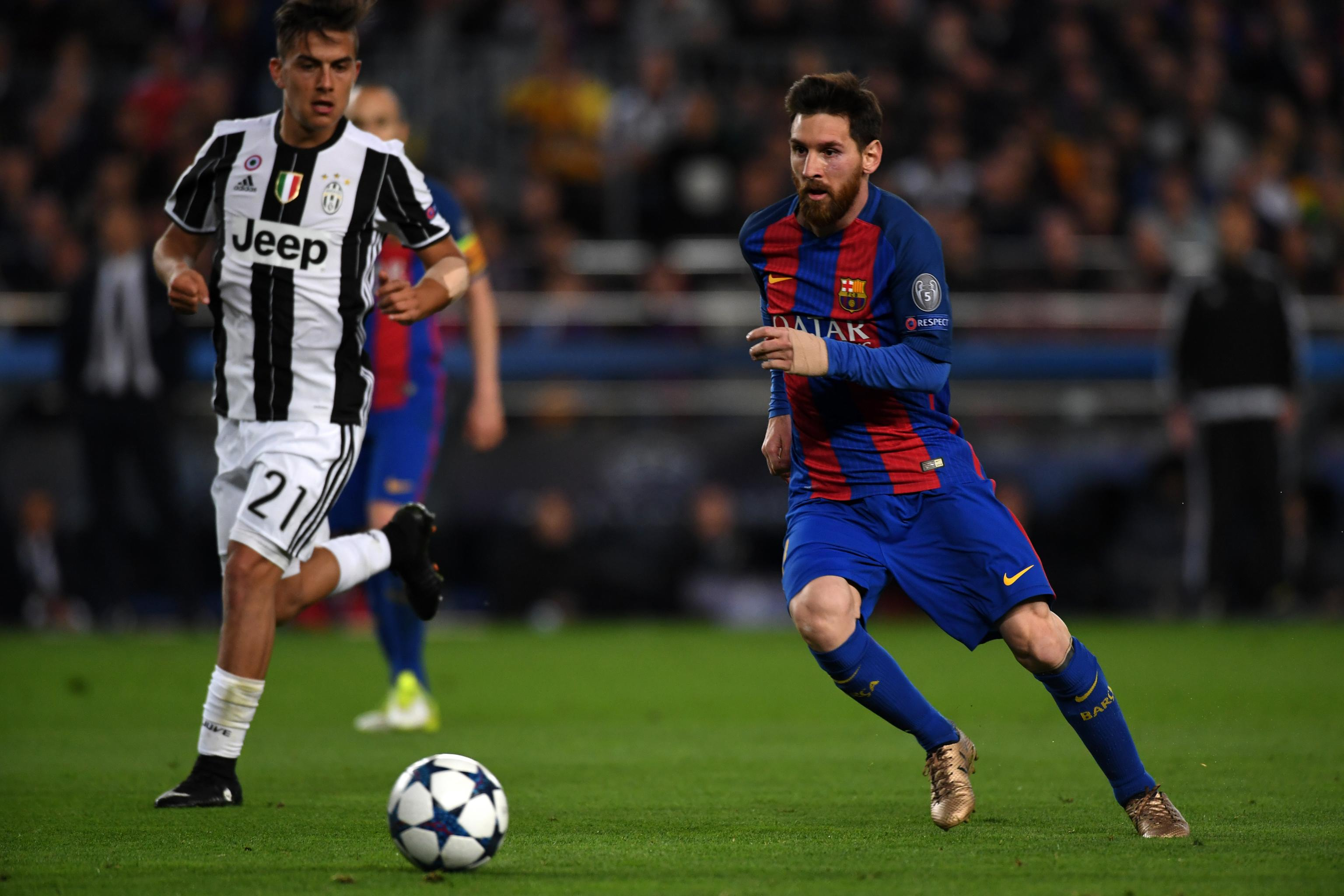 Picking A Barcelona And Juventus Combined Xi Bleacher Report Latest News Videos And Highlights