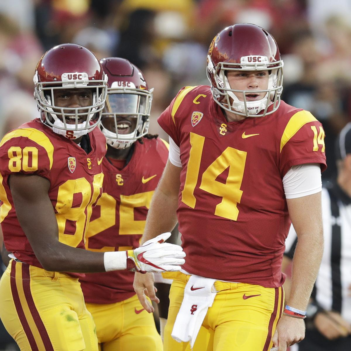 Texas Longhorns vs. USC Trojans: Odds, Analysis, College ...