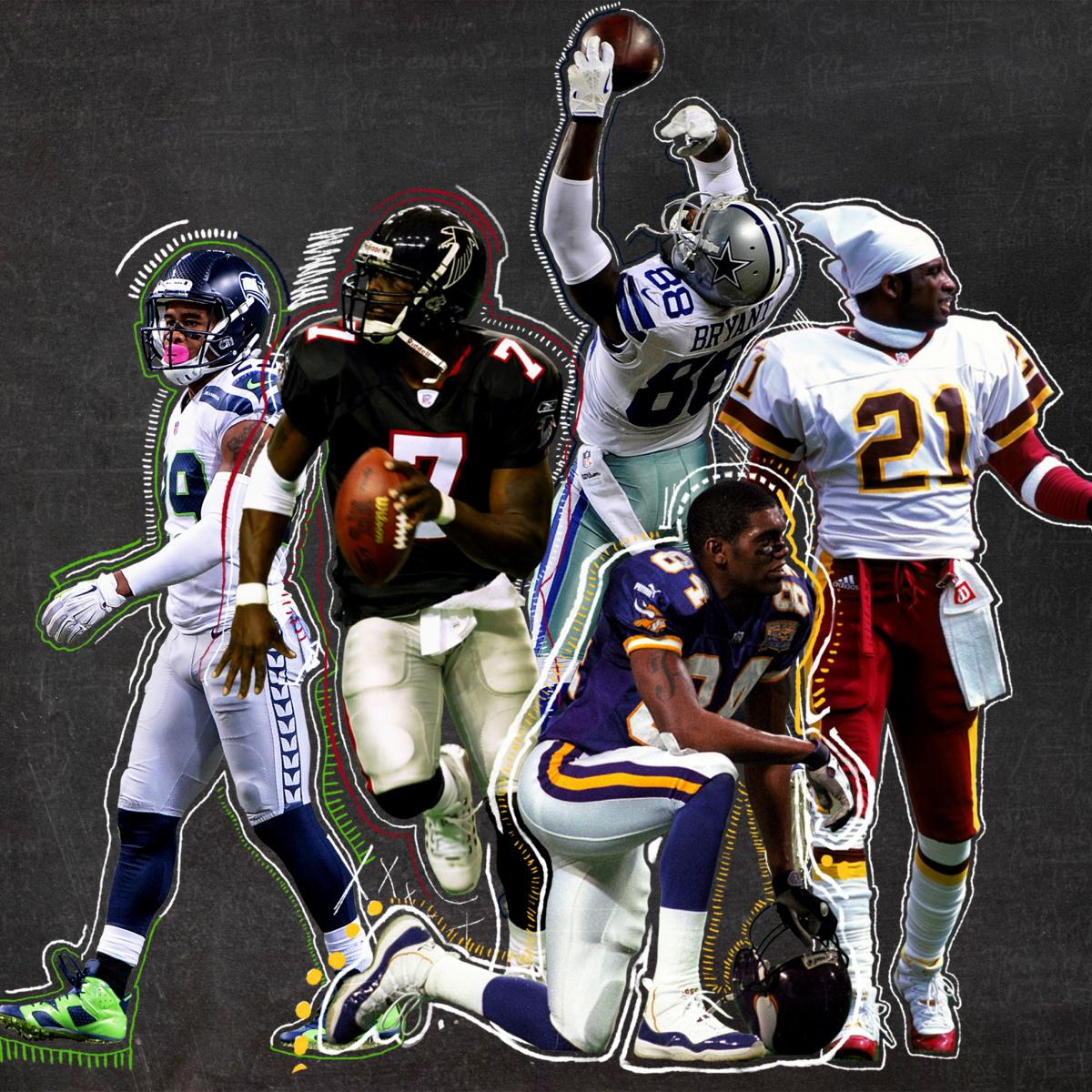 detailed look 5ccbf 33ed8 5 NFL Stars Who Wore Air Jordan Cleats   Bleacher Report   Latest News,  Videos and Highlights