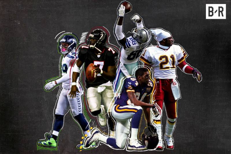 7989b254e 5 NFL Stars Who Wore Air Jordan Cleats
