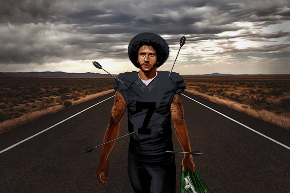 ffbfe735cb7 Colin Kaepernick Has a Job