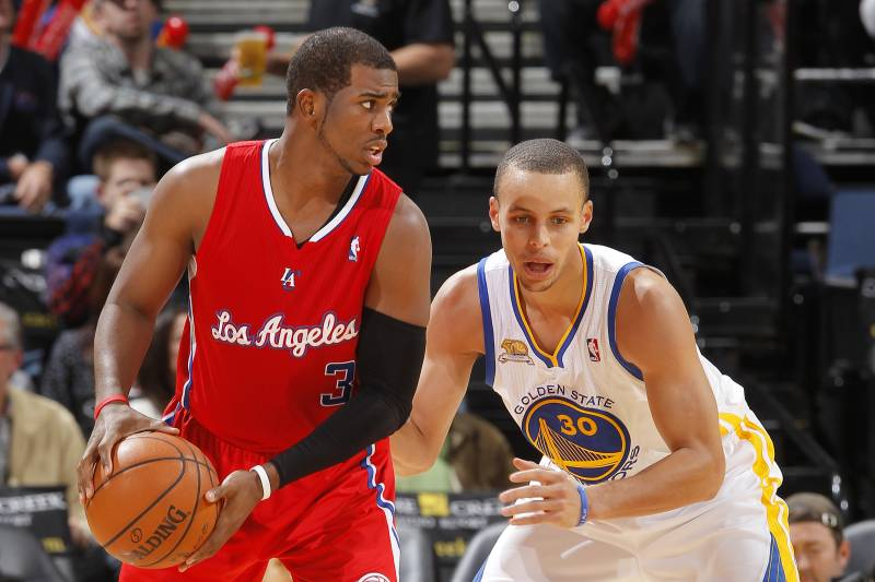 6476abf2fc8 Chris Paul, Golden State Warriors and the Ultimate 'What If ...