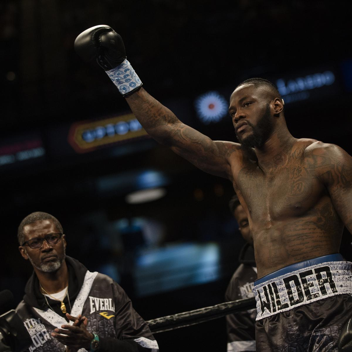 Deontay Wilder Vs. Luis Ortiz Fight Reportedly Announced