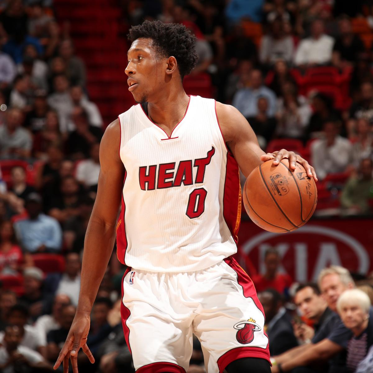 on sale f7ac4 fb01a Josh Richardson Signs Reported 4-Year, $42M Contract ...