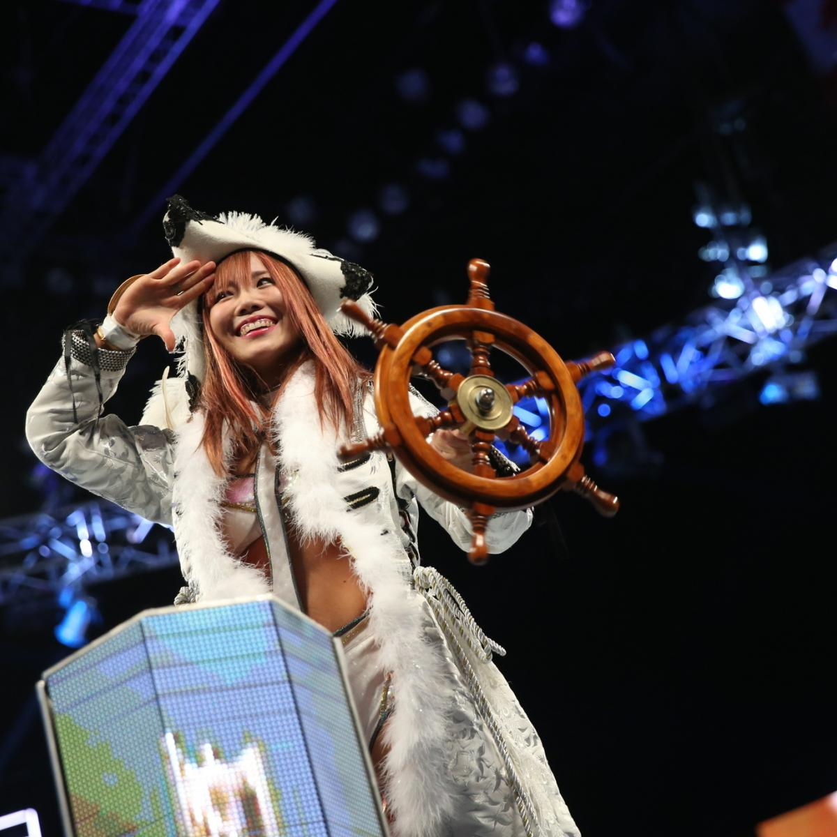 Exclusive: Kairi Sane Ready to Further Women's Revolution After Mae Young Win | Bleacher Report ...