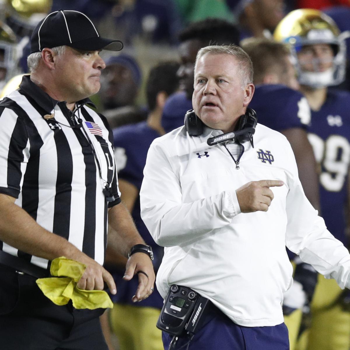 Notre Dame Fighting Irish Vs. Boston College Eagles Odds