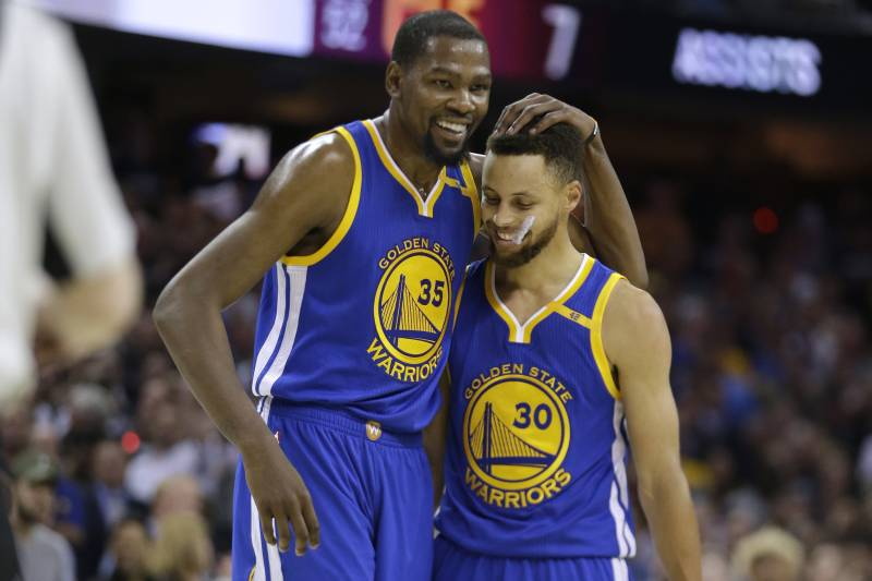 0ea9120d2ab4 Kevin Durant Says Everyone Wants Warriors Breakup After Stephen ...