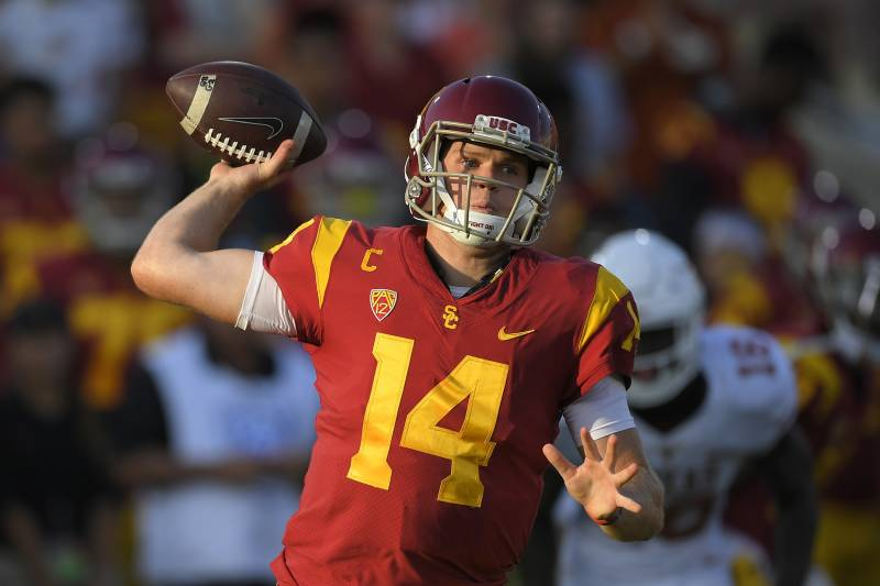 bc19bc7cc College Football Picks Week 4  Predictions for Top 25 Games on Upcoming  Schedule
