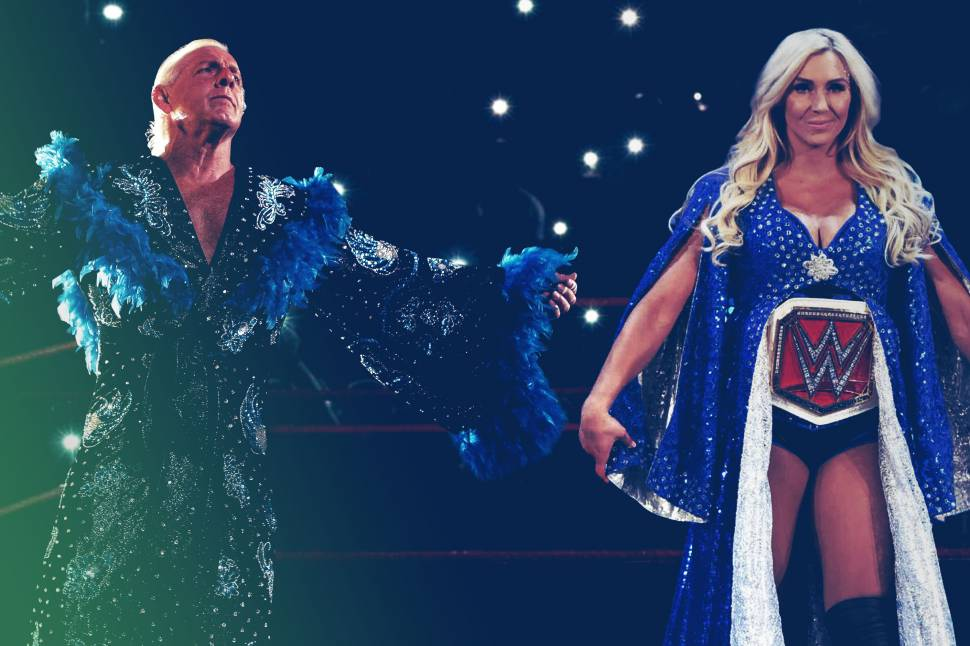 Why Ric Flair S Greatest Legacy Is His Daughter Bleacher