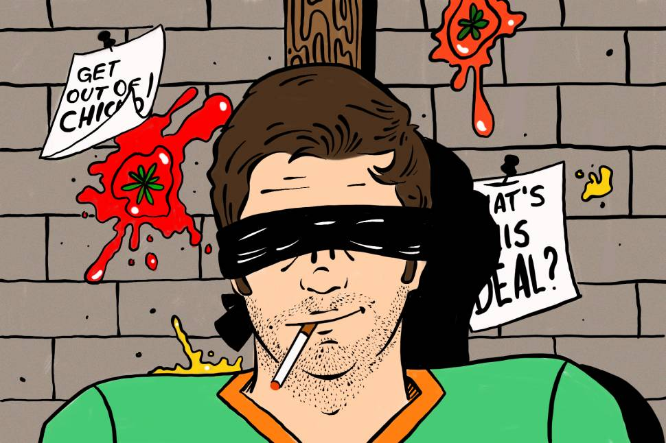 Is Jay Cutler the Biggest Jerk in the NFL? Or Just a Total