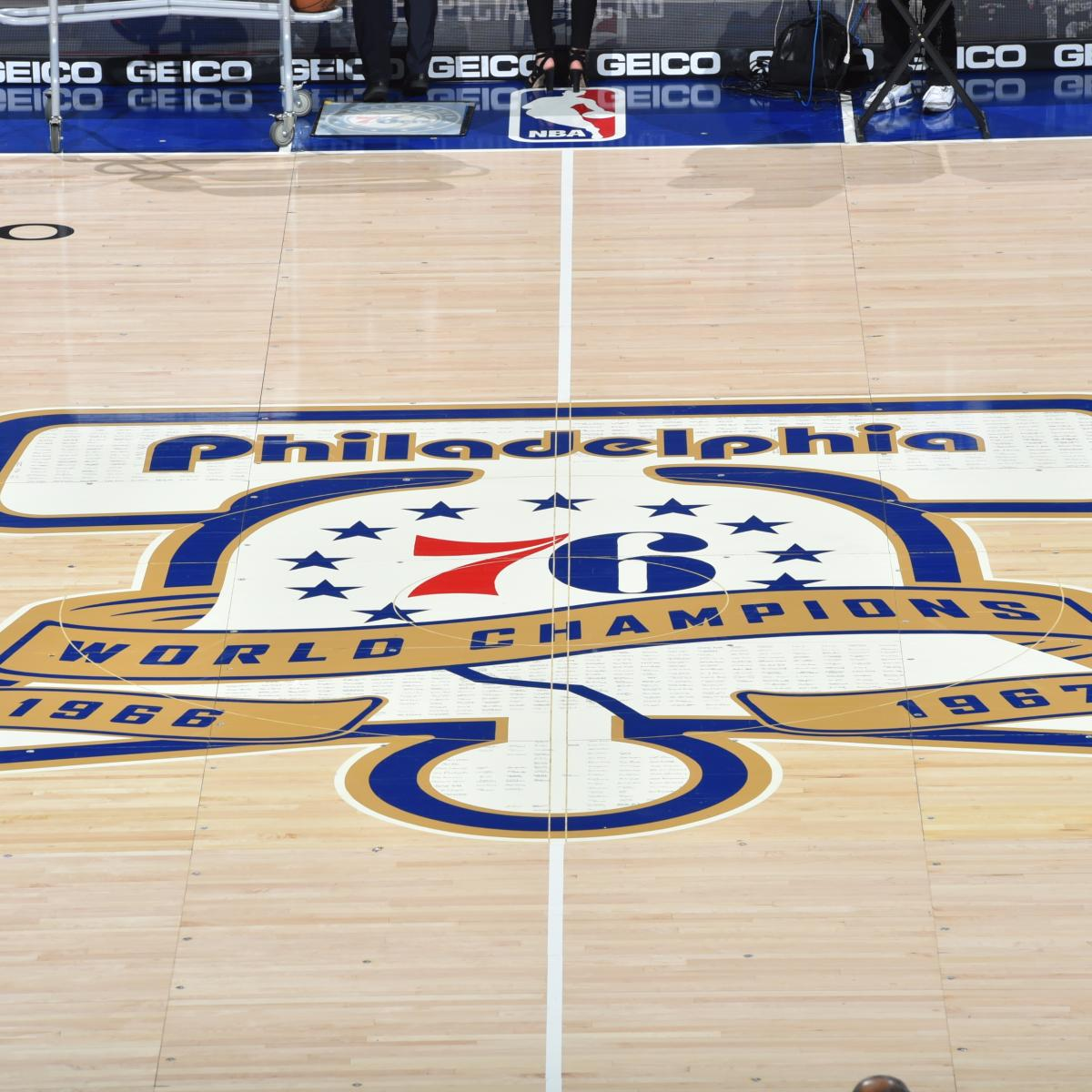 New Cover S Alert The 2017 18 Nba Rookies: Sixers Reveal Alternate 'Spirit Of 76' Court For 2017-18