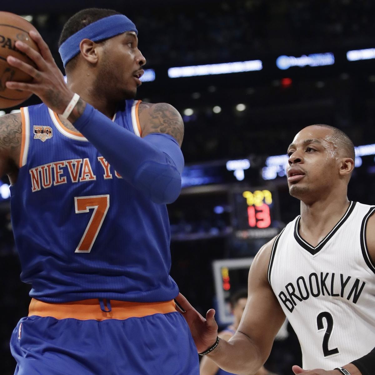 Carmelo Anthony Trade Rumors: Knicks SF 'Cautiously ...