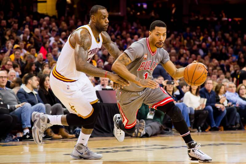 9b862289799b LeBron James Reportedly Motivated to Help Derrick Rose Earn Big ...