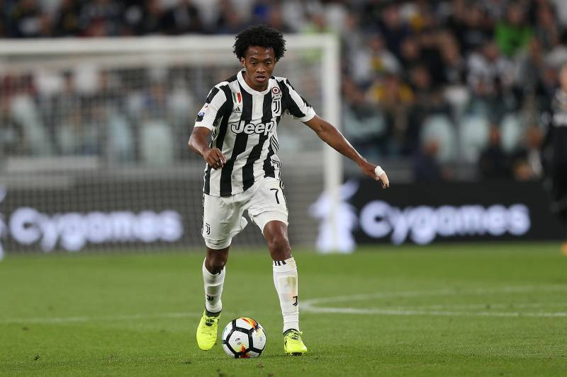 b8bc8e1876d Juventus Transfer News  Juan Cuadrado Responds to Summer Exit ...