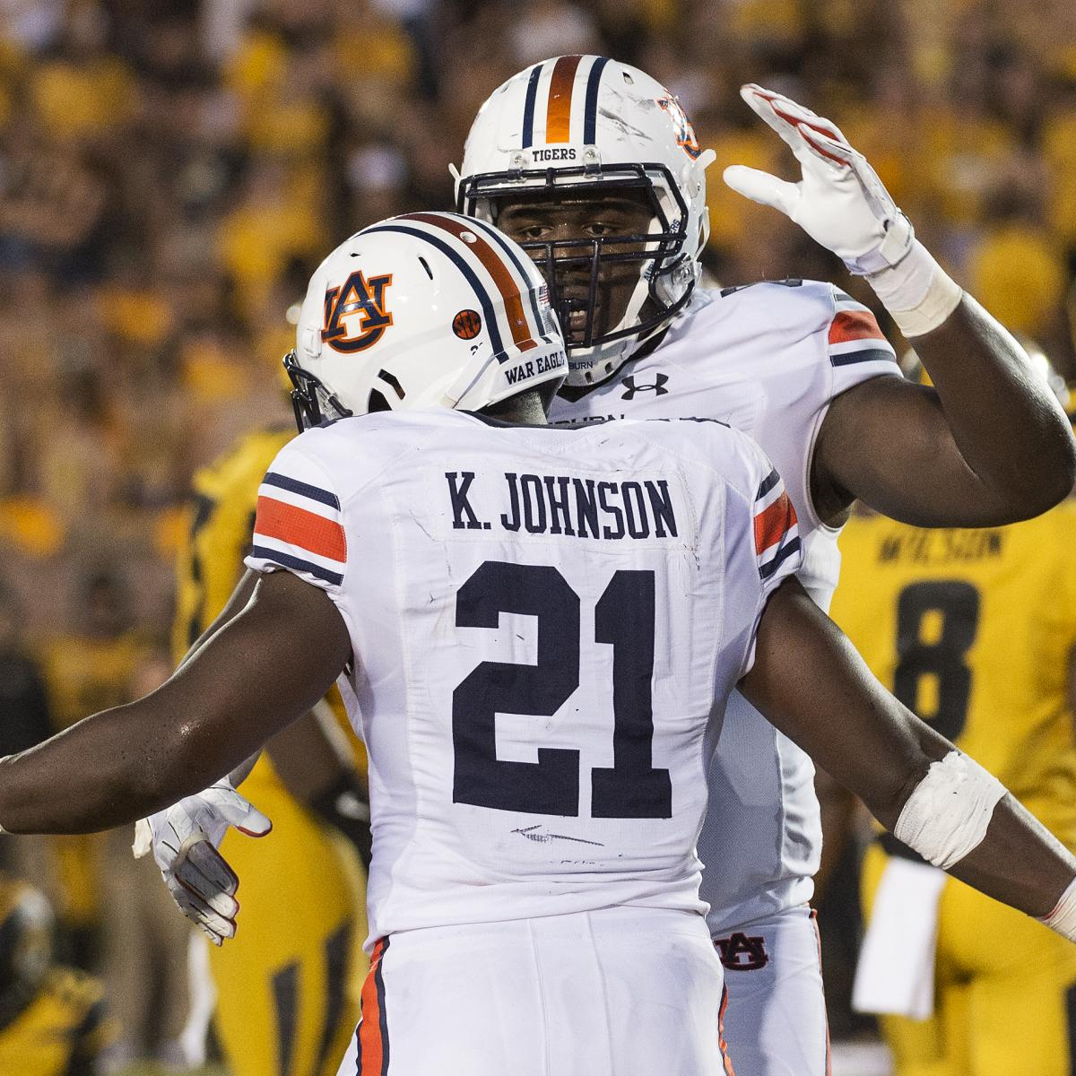 Mississippi State Bulldogs vs. Auburn Tigers Odds, College ...