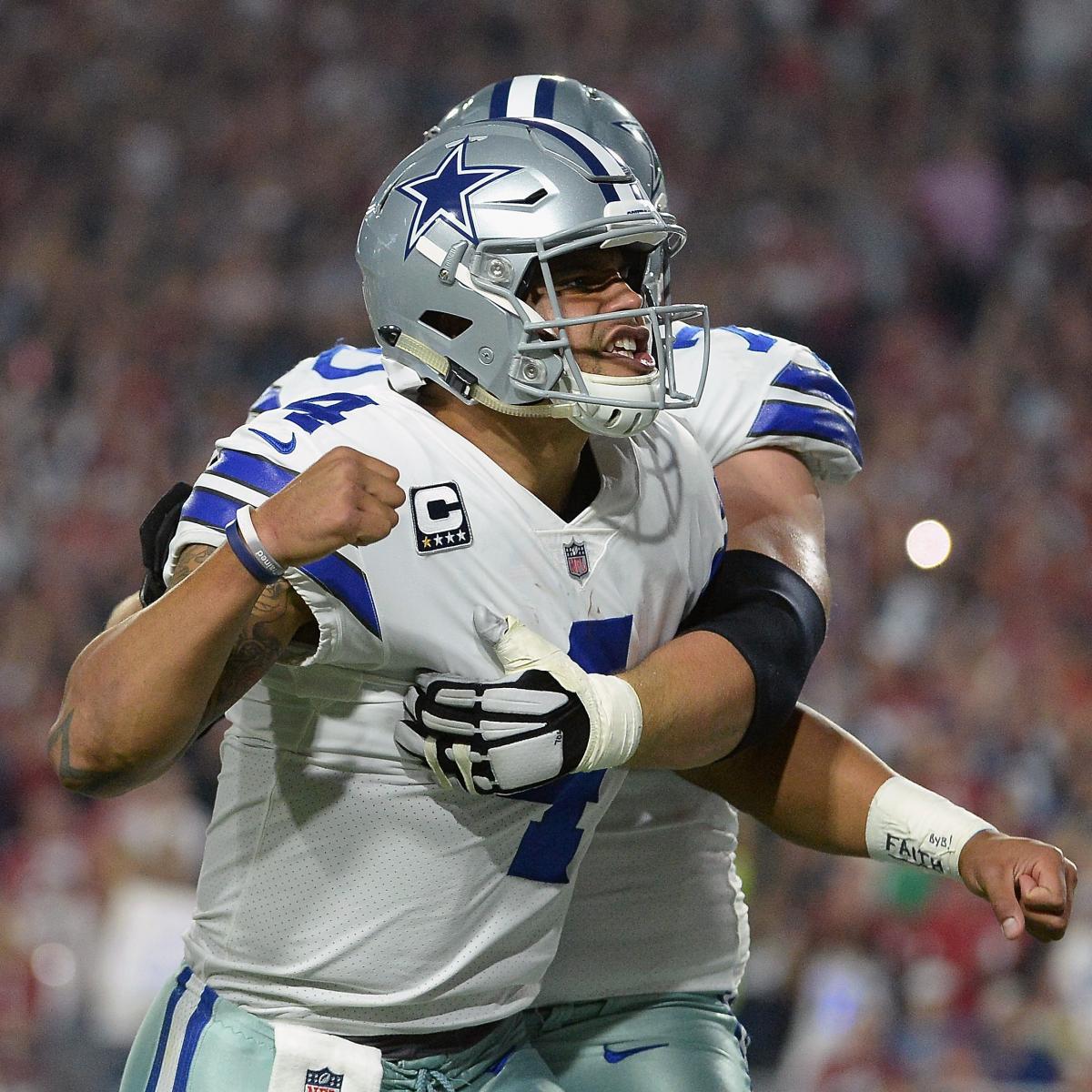 Dallas Cowboys Have Finally Broken Out of Early-Season Offensive Slump