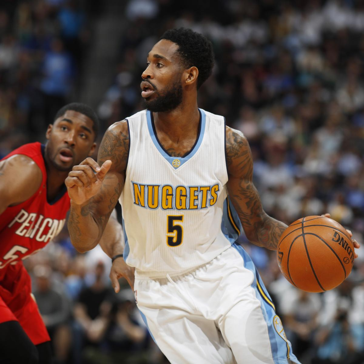 Report: Will Barton, Nuggets To Agree To 4-Year, $54M