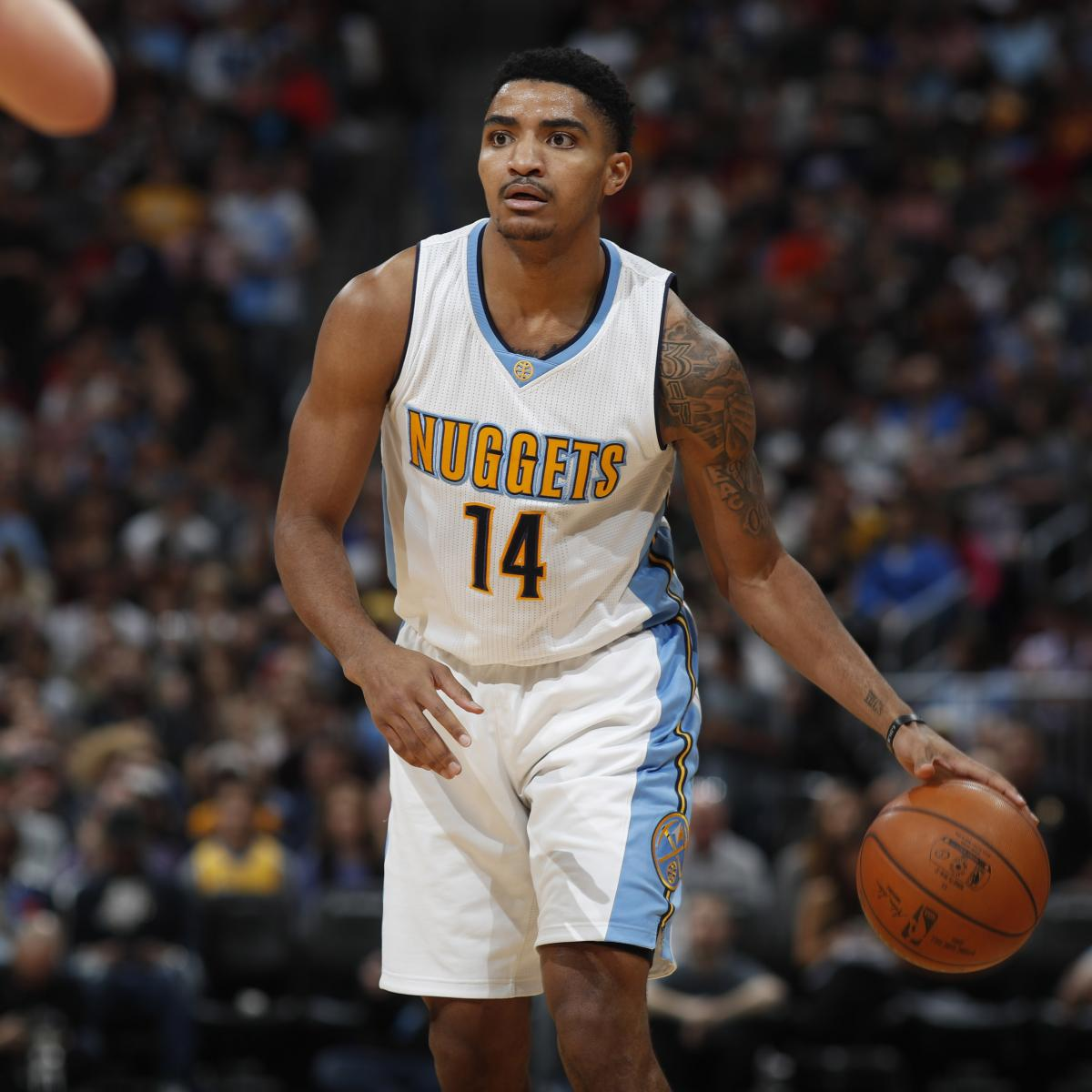 Gary Harris, Nuggets Reportedly Agree To 4-Year, $84M