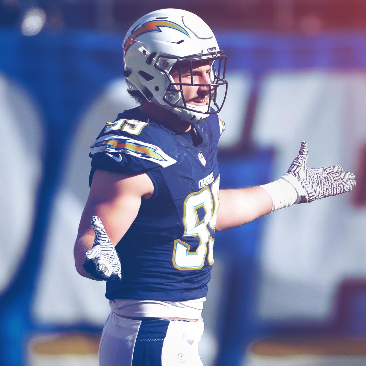 From GoT To GOAT: Joey Bosa's Impending Stardom Has No
