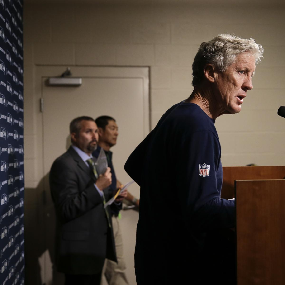 Pete Carroll Responds to Donald Trump, Wishes He Would Be 'Empathetic'