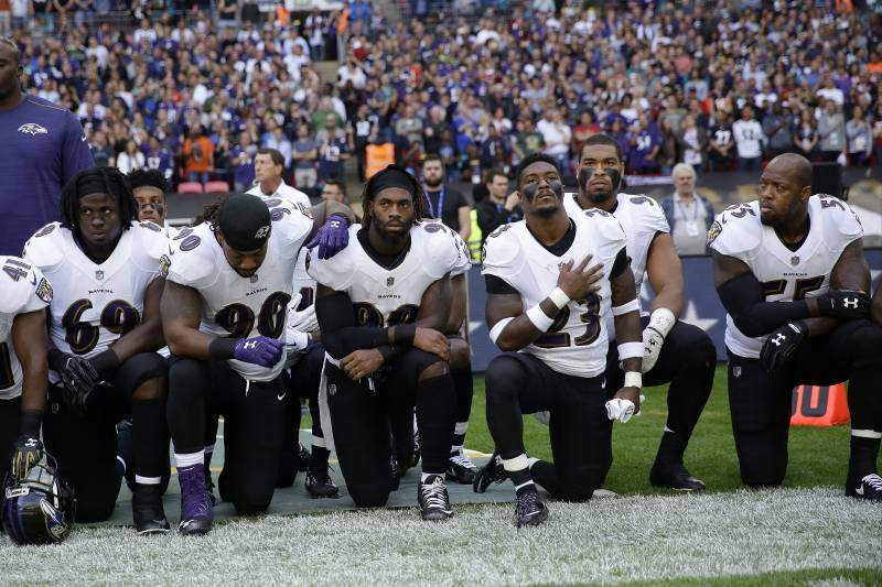 Twitter Accounts with Suspected Links to Russia Tweet About NFL