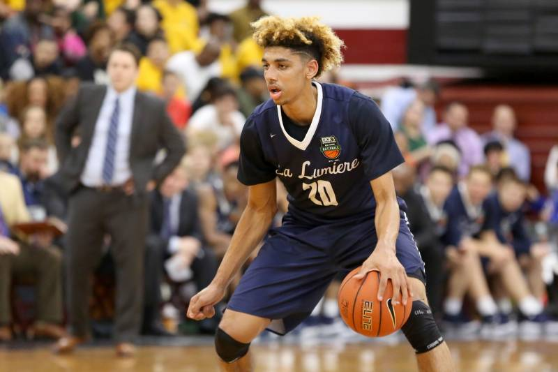 brand new 3461f b796f Brian Bowen Suspended by Louisville Amid FBI Bribery Probe ...