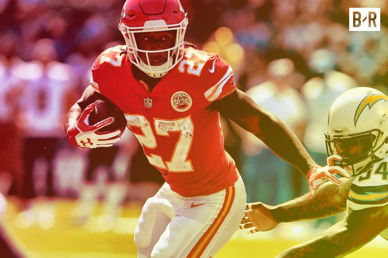 finest selection 18b50 70b37 Kareem Hunt's Journey from Broke Draft Afterthought to ...