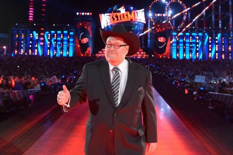 Broken In Half Wrestling Icon Jim Ross Looks To Put His